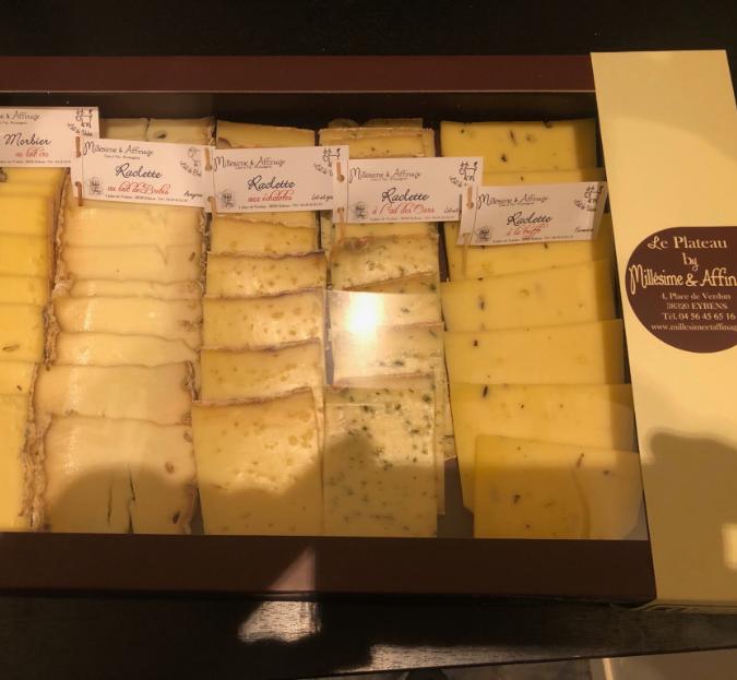 Millésime & Affinage | fromages variés