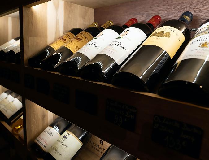 Millésime & Affinage | grandes variétés de vins rouges
